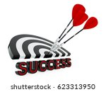 the word success  the goal of