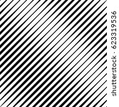 geometric pattern  slanted... | Shutterstock .eps vector #623319536