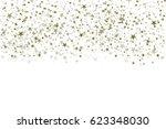 star confetti.vector... | Shutterstock .eps vector #623348030