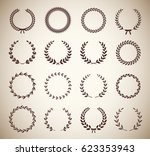 Collection Of Sixteen Circular...