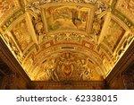 vatican museum  vatican city ... | Shutterstock . vector #62338015