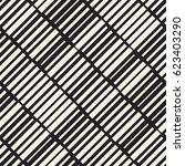 vector seamless black and white ... | Shutterstock .eps vector #623403290