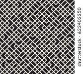 vector seamless pattern. mesh... | Shutterstock .eps vector #623403350
