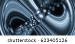 wormhole   spacetime tunnel   ... | Shutterstock . vector #623405126