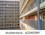 public housing estate | Shutterstock . vector #62340589