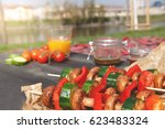 Grilled Delicious Vegetables...