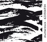 seamless pattern. abstract... | Shutterstock . vector #623506934