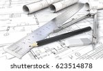architectural planning. ... | Shutterstock . vector #623514878
