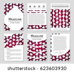 abstract vector layout... | Shutterstock .eps vector #623603930