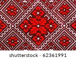 background in russian style | Shutterstock . vector #62361991