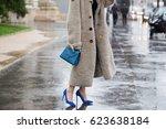 paris march 6  2017. street...   Shutterstock . vector #623638184