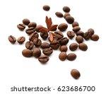 coffee | Shutterstock . vector #623686700