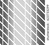 regular lined striped seamless... | Shutterstock .eps vector #623733299