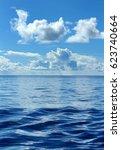 on the ocean | Shutterstock . vector #623740664