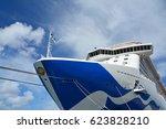 grenada  caribbean   march 25 ... | Shutterstock . vector #623828210