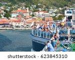 grenada  caribbean   march 25 ... | Shutterstock . vector #623845310