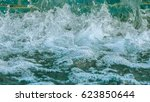 Abstract Image Of Water From...