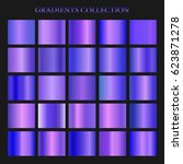 Violet Gradient Collection For...