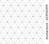 vector seamless pattern.... | Shutterstock .eps vector #623934599