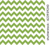 green spring chevron seamless... | Shutterstock . vector #623939240