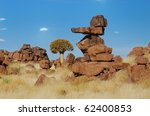 Instable Rock Formation