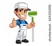 vector illustration of a... | Shutterstock .eps vector #624101000
