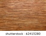 brown striped mat - good for background - stock photo