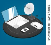 vector concept of wireless...