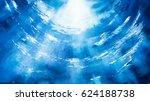 seascapes. watercolor... | Shutterstock . vector #624188738