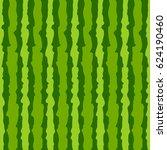 watermelon skin texture... | Shutterstock .eps vector #624190460