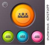 infographic teamwork concept...