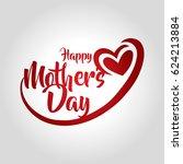 mother's day | Shutterstock .eps vector #624213884