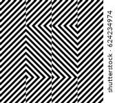 vector seamless pattern.... | Shutterstock .eps vector #624234974