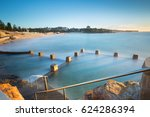 Coogee Swimming Pool At Coogee...