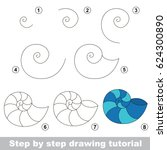 kid game to develop drawing...   Shutterstock .eps vector #624300890