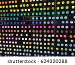 color pen | Shutterstock . vector #624320288