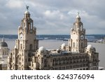 Liver Birds On Top Of The Roya...