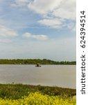 marais d orx france | Shutterstock . vector #624394514
