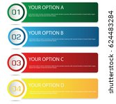 timeline info graphics design...   Shutterstock .eps vector #624483284