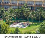 pattaya  thailand   december 10 ... | Shutterstock . vector #624511370