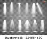 scene illumination collection ... | Shutterstock .eps vector #624554630