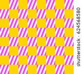 vibrant colored seamless... | Shutterstock .eps vector #624568580