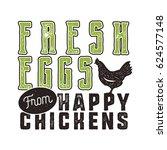 Fresh Eggs Poster Design....