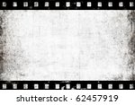 old paper with film strip | Shutterstock . vector #62457919