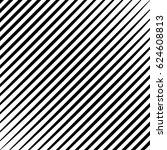 geometric pattern  slanted... | Shutterstock . vector #624608813