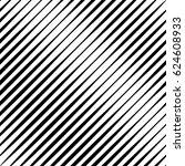 geometric pattern  slanted... | Shutterstock . vector #624608933