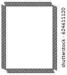 black and white abstract... | Shutterstock .eps vector #624611120