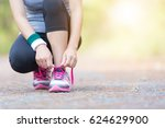 Asia Woman Runner  Exercise