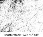grunge overlay texture.vector... | Shutterstock .eps vector #624714539