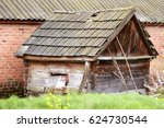 Old Falling Dilapidated Shed...